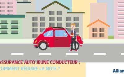Assurance auto jeune conducteur : comment réduire la note ?